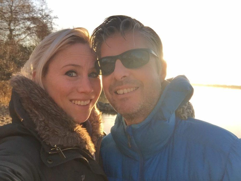Monster uitlaten Gaasperplas Nora Jur Miles&More weekoverzicht positieve dingen van je vriend missen