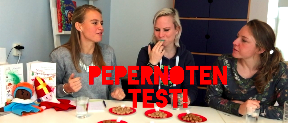 pepernoten proef test Miles&More december