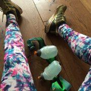 Duurloop in m'n nieuwe Wibra-broek #yolo