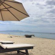heerlijk rustig strand bij An Bang beach