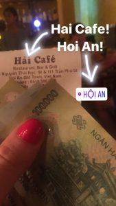 Hai Cafe Hoi An