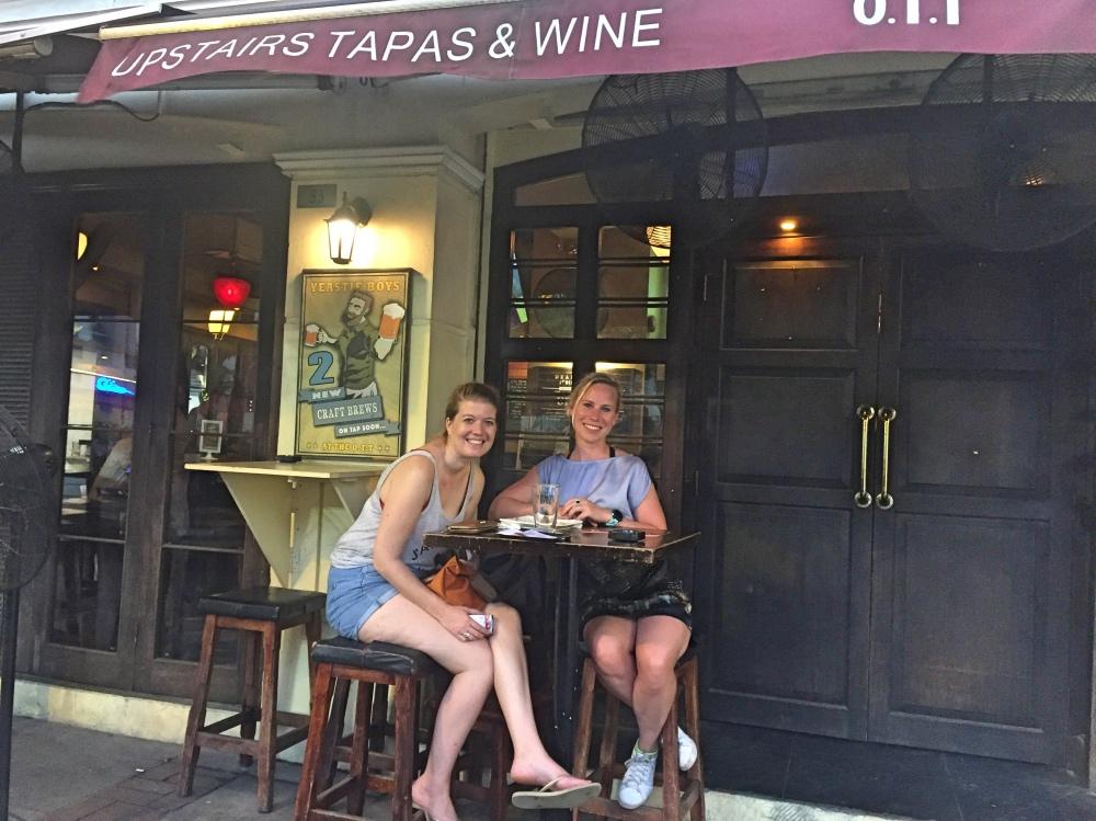 Australische pub op Macau