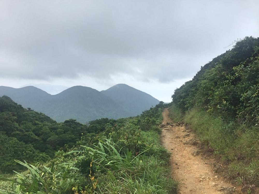 Paadje van de Twins Peak