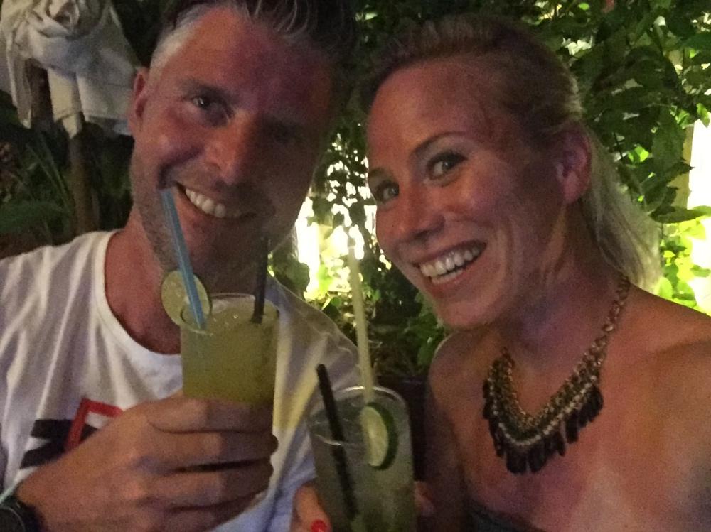 cocktails met de liefste