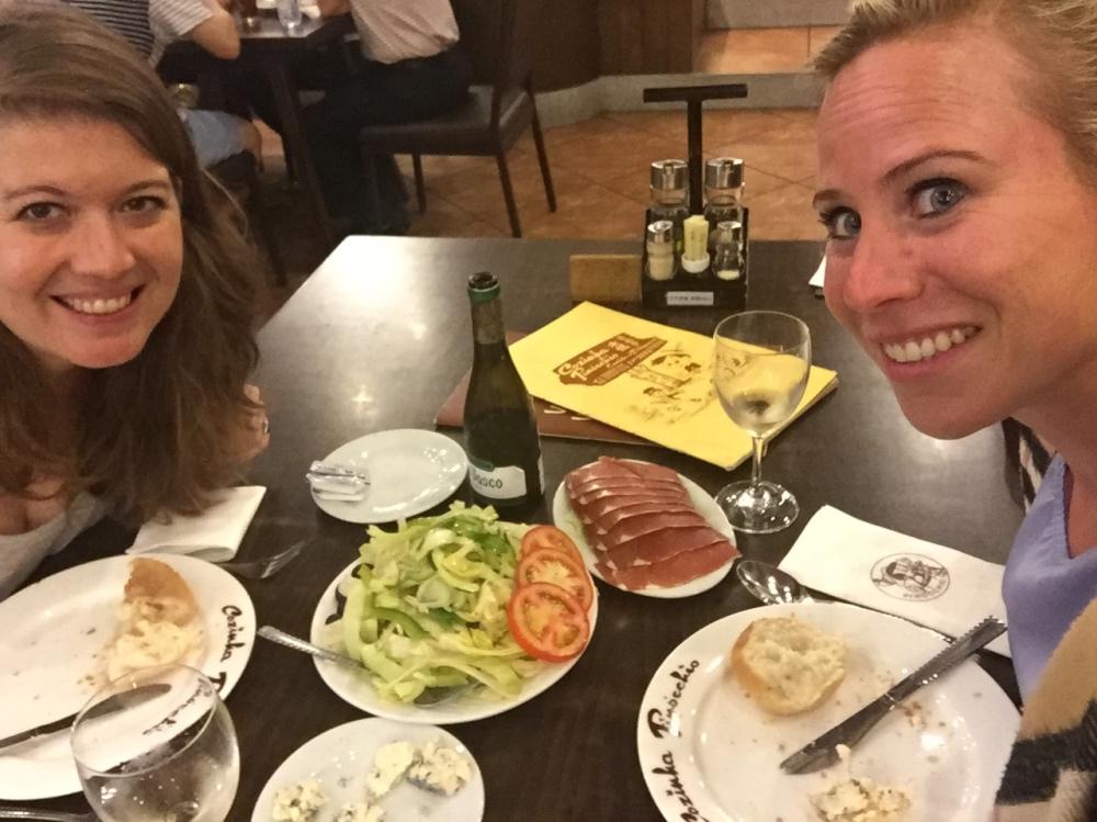 Portugees eten op Macau