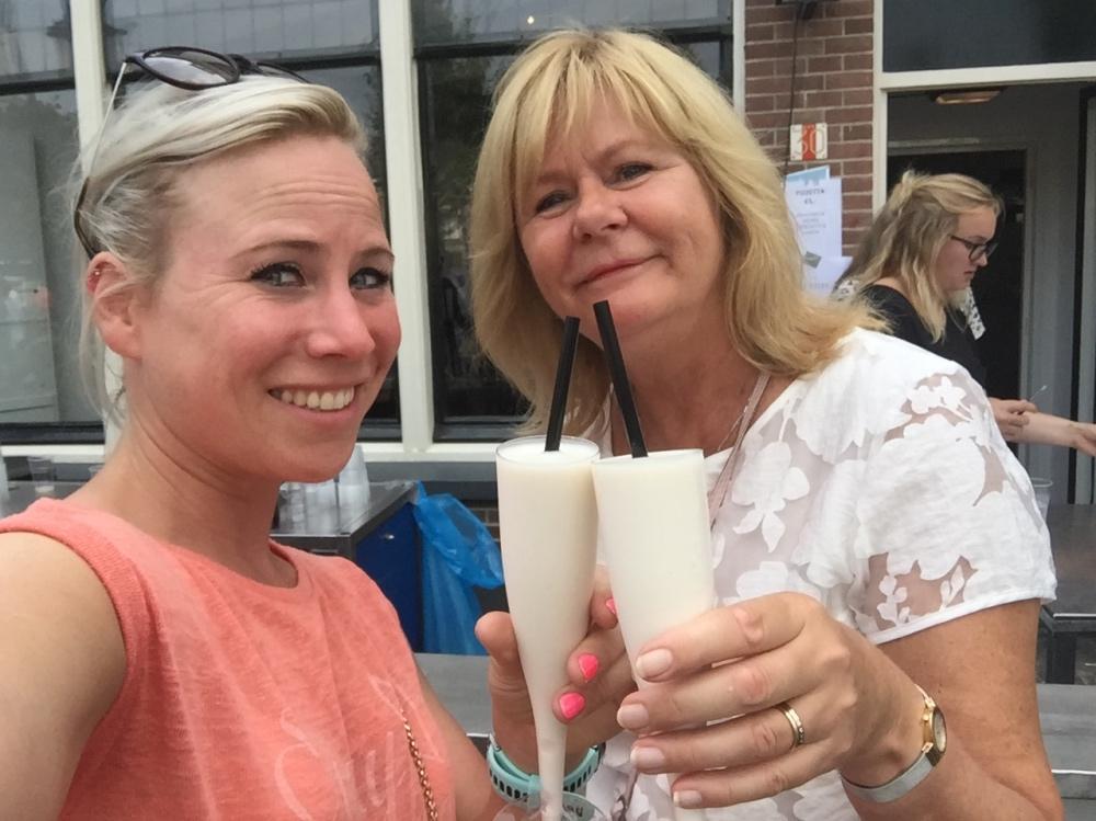 scroppino bij Sluis en Bruggenfeest