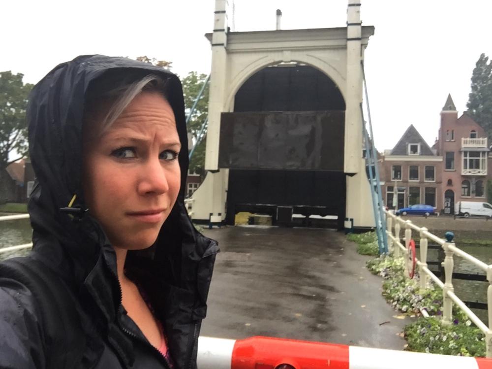 blehh regen in Weesp