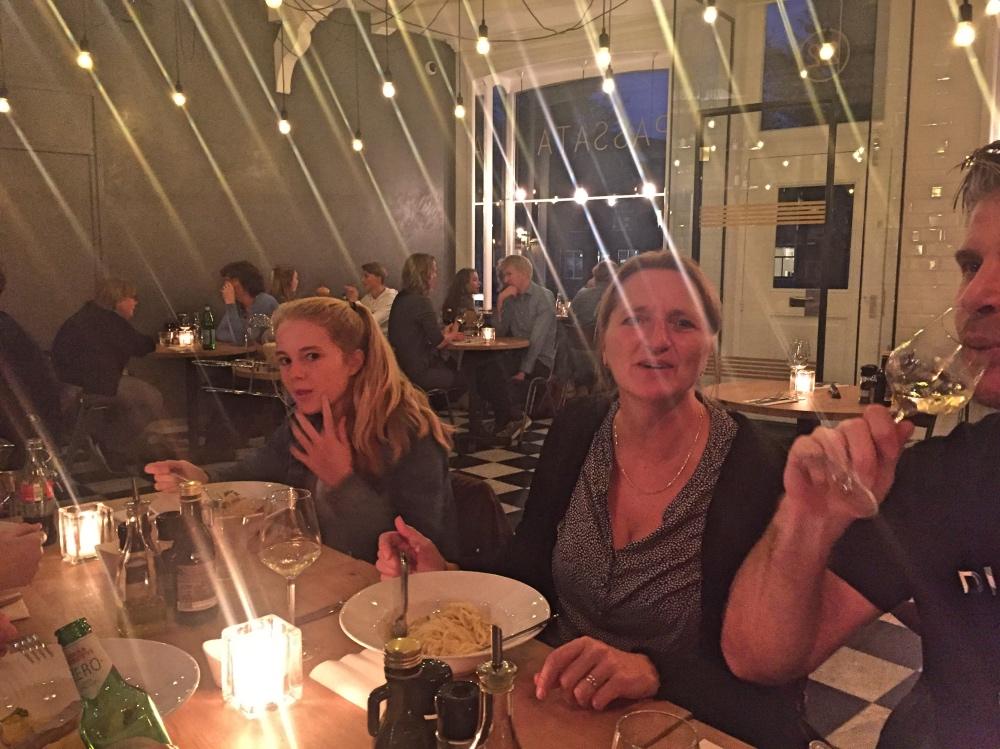eten bij Passata Weesp