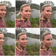hardloop selfie overdosis