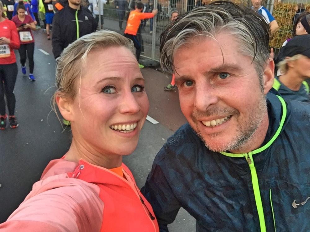 Finish na zevenheuvelenloop