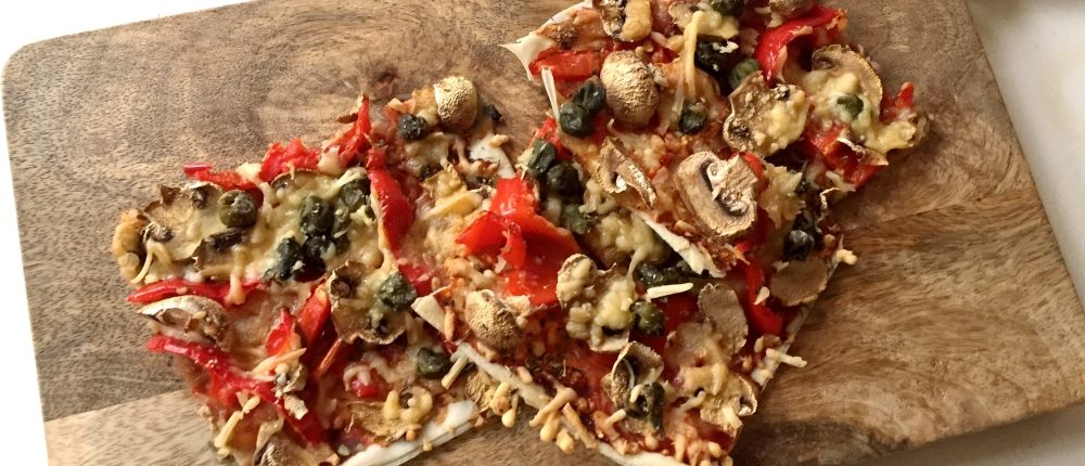 pizza van filodeeg