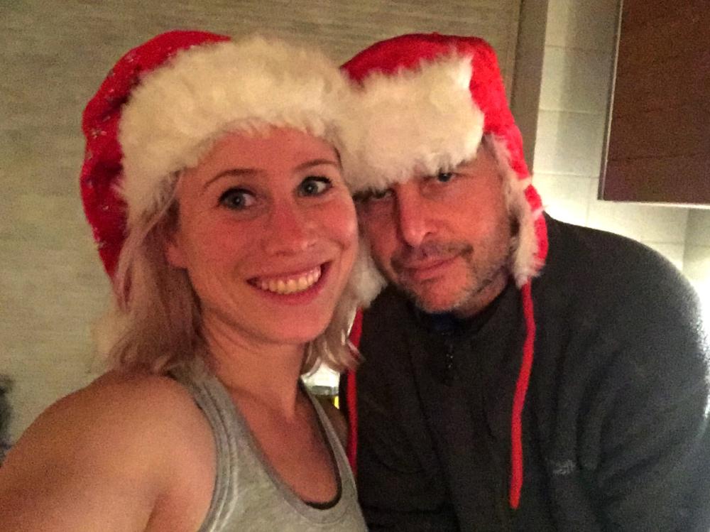 kerstmuts op