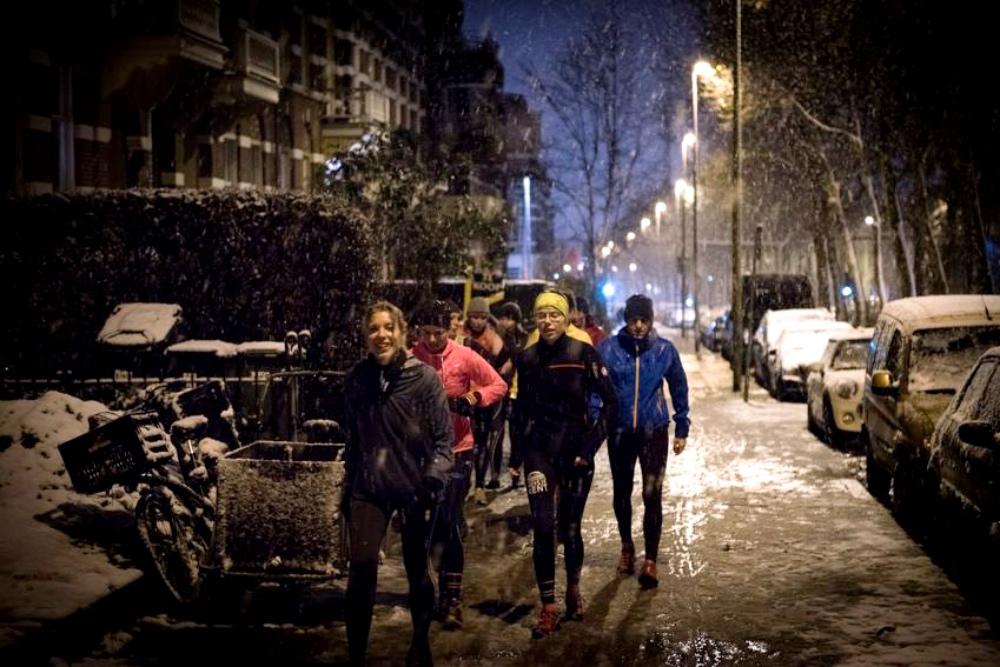 nightrun Arnhem