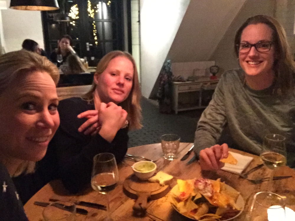eten bij Weesperplein