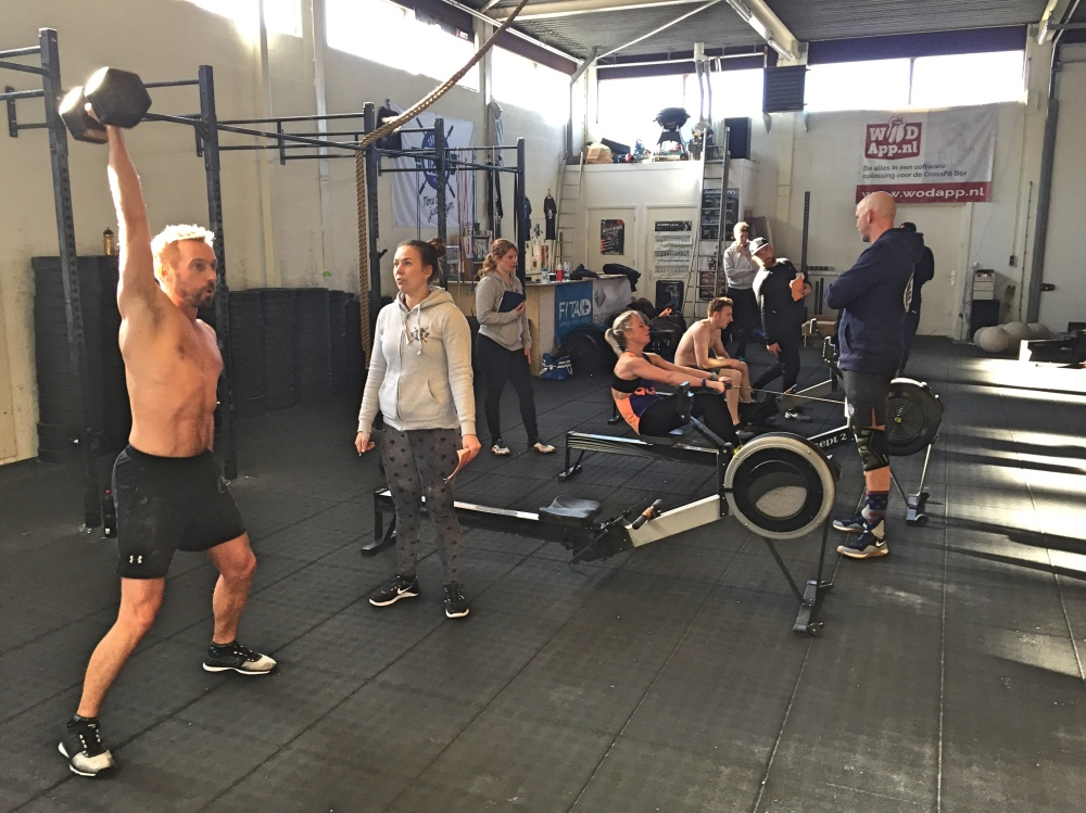 crossfit0294 18.1 the Open