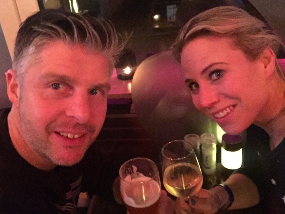 Drankje in De Koog