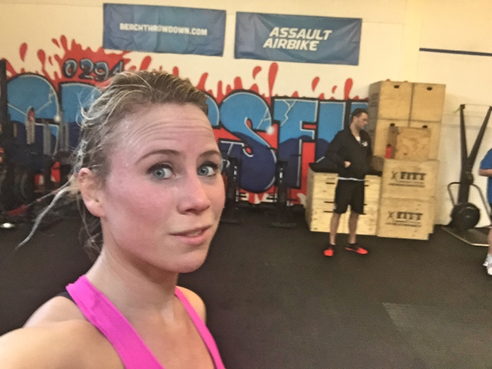 moe naar CrossFit