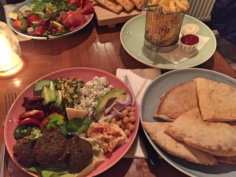 eten bij Martinot in Amsterdam