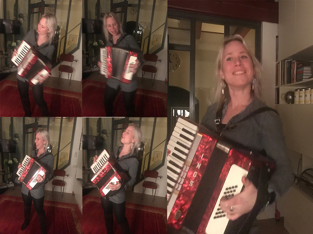 nora op accordeon