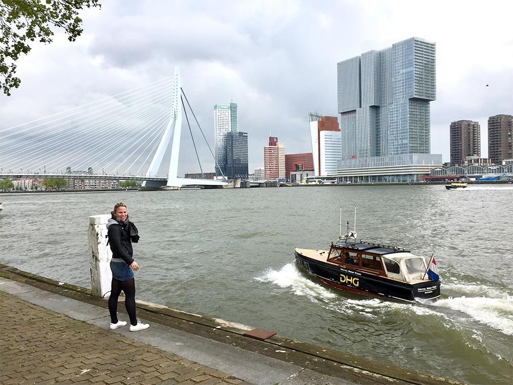 Rotterdam ja toch niet dan