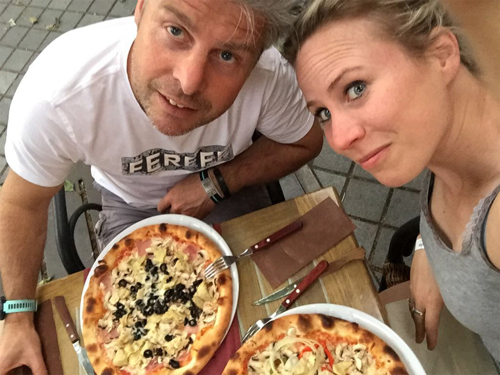 Pizza in Heerlen