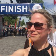 finish Roparun 2018 met Save-Me