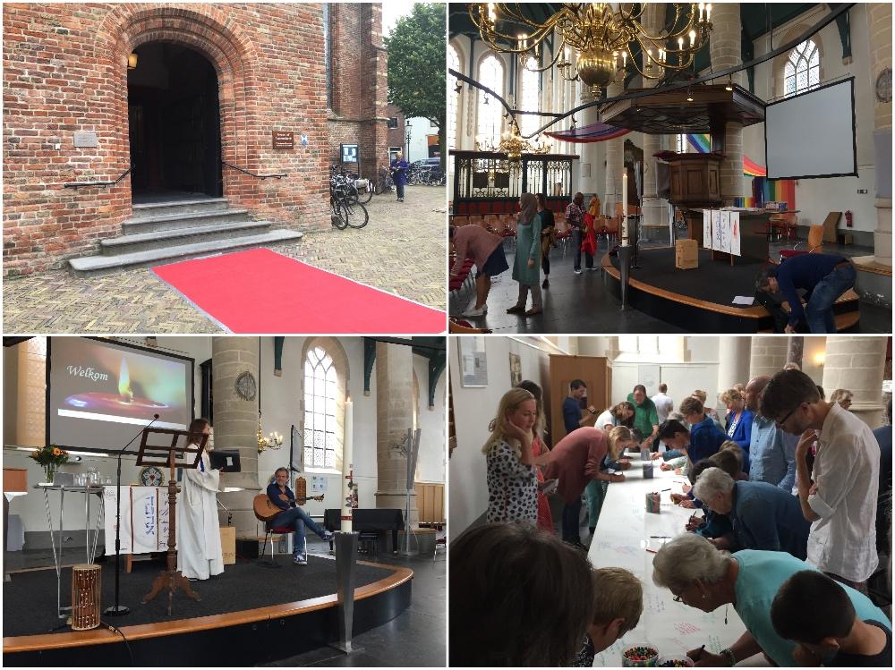 Feestje in de Kerk