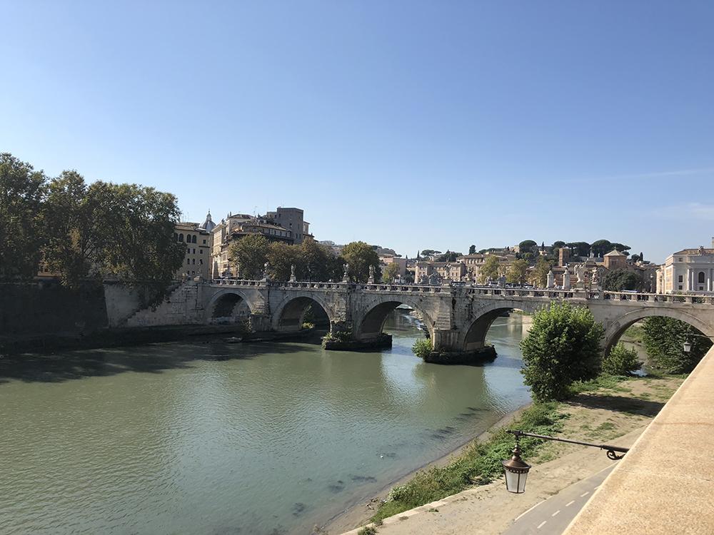 Tiber, Rome citytrip , Italie