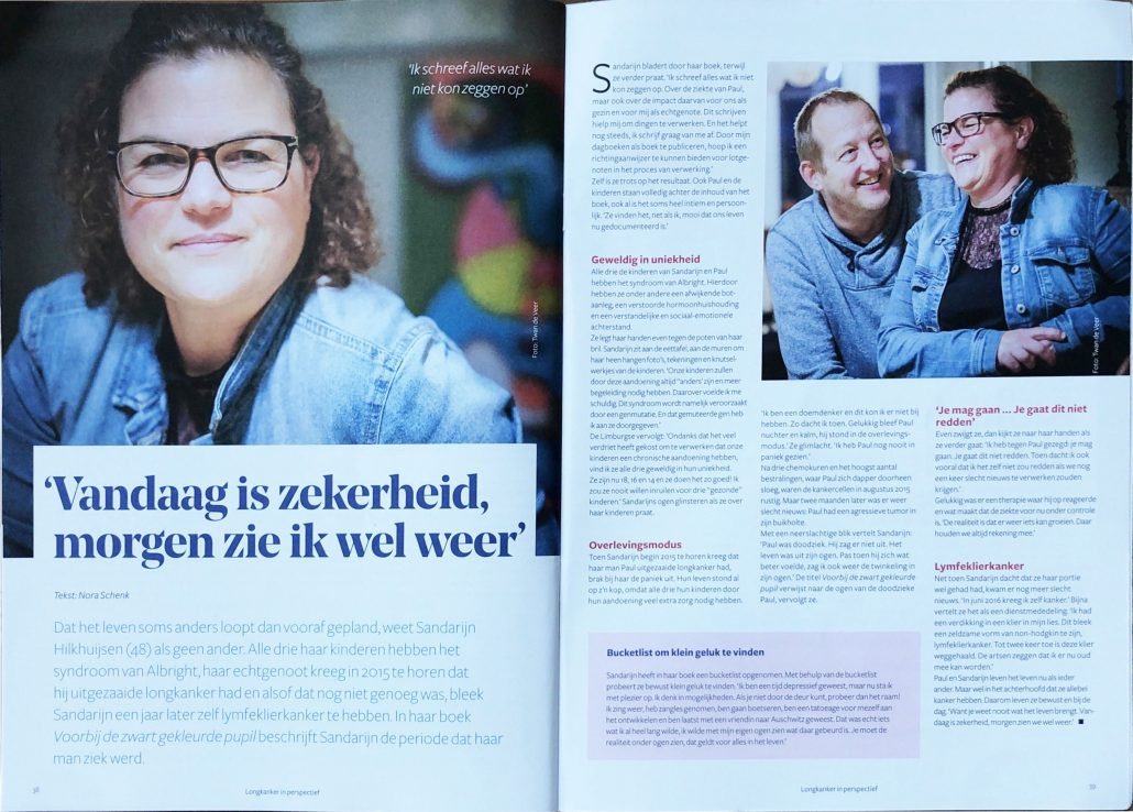 interview Sandarijn