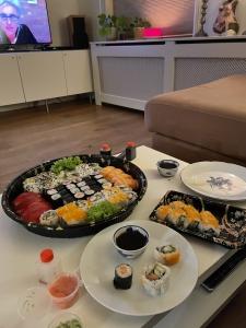 sushi van Mr Sushi Weesp